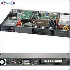 Supermicro SuperChassis 510FT-203B
